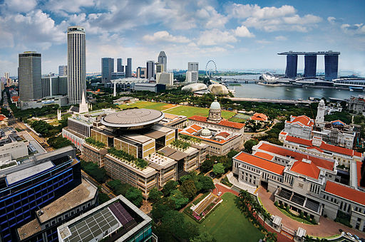 Singapore in 3D | In the Scan