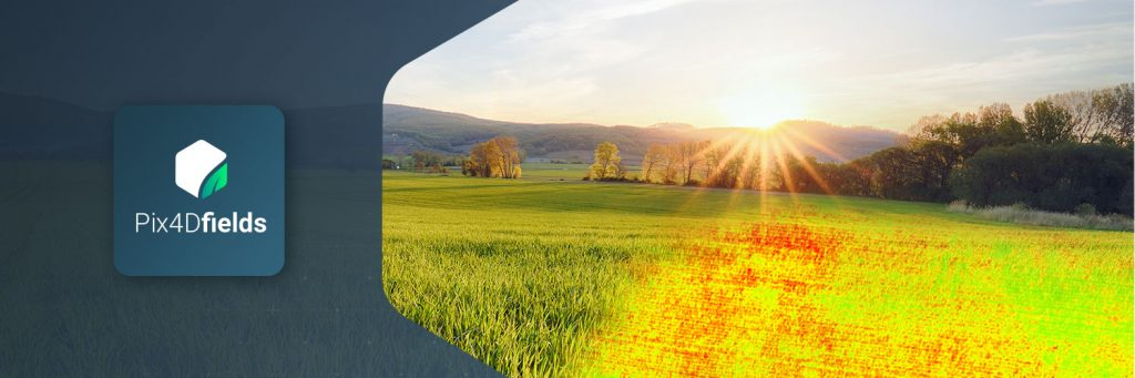Pix4D Announces Agricultural Product - Pix4Dfields | In the Scan