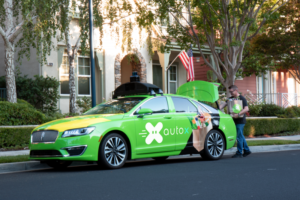 Photo of AutoX - part of Driverless car revolution