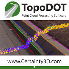 Image of TopoDot Software in Use Data Management