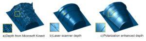 images of enhanced depth Polar I