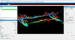 Data Captured with Blackmore Doppler Lidar