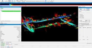 Data Captured with Blackmore Doppler Lidar