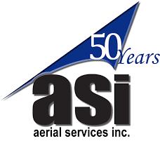 ASI Celebrates 50 Years logo