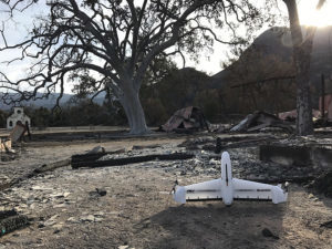 Photo of AeroVironment UAV