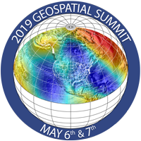 logo for 2019 Geospatial Summit