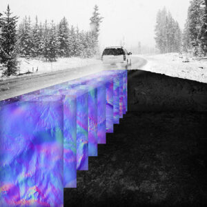 image of WaveSense Uses GPR to Develop Unique Highway Subsurface highway and GPR Signal
