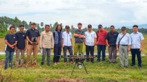 Photo of Terra Drone Indonesia Team