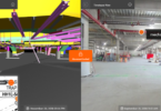 Image of site Skanska Uses Scanning, Photography and Videography