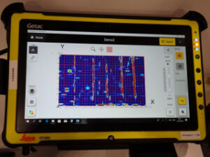 Simpler to Understand Ground Penetrating Radar Images