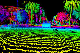 point cloud image Lidar as a Service