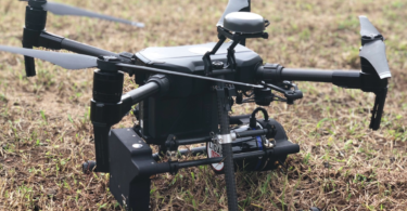 photo of drone for Emergency Management using sUAS