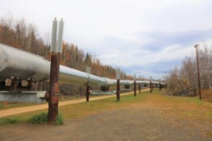 image of First BVLOS Drone Flight Maps Trans-Alaska Pipeline