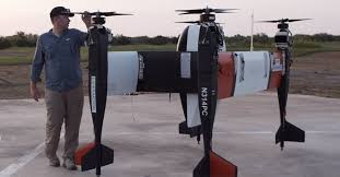 photo of Cargo Drone from Bell