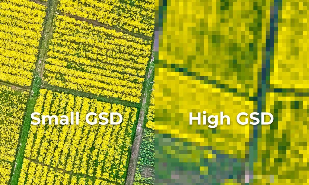Image of GSD Agricultural Drone Best Practices