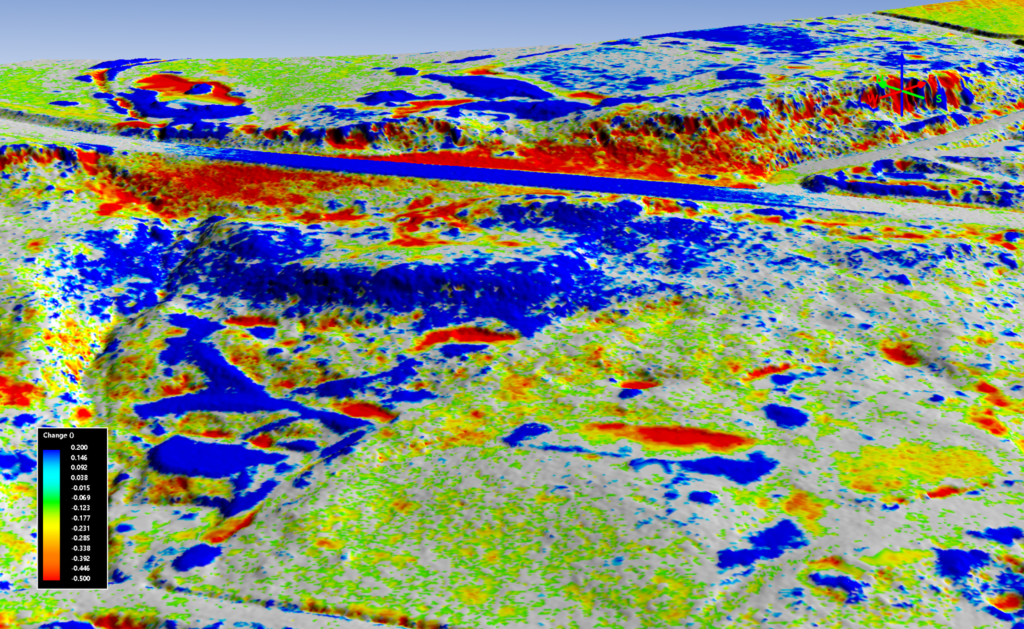 Point Cloud Image for Uncrewed UAS Evaluation