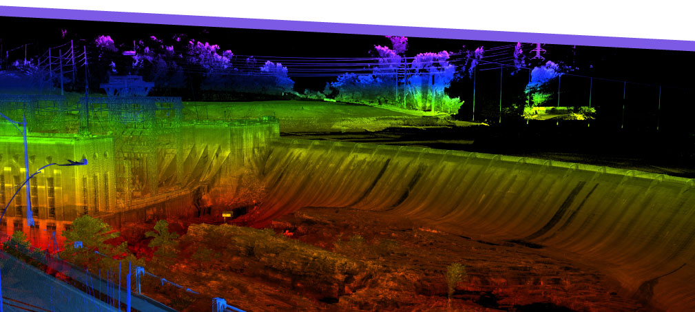 Point cloud image Advantages and Challenges of Multi-Sensor Data Fusion Webinar