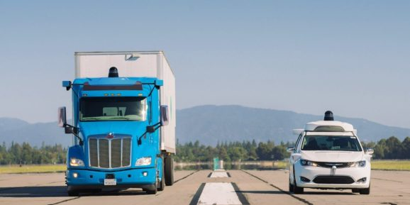 photo of Long Haul Trucking Expands