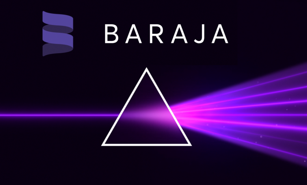 logo of Baraja Steering Laser Beam with Optics