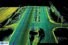Point cloud of road Auto Safety Feature Naming Needs Standards