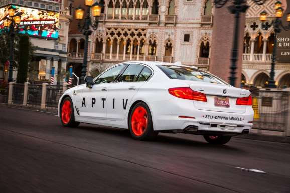 Photo of Lyft Riders Highly Rate Aptiv's Self Driving Cars