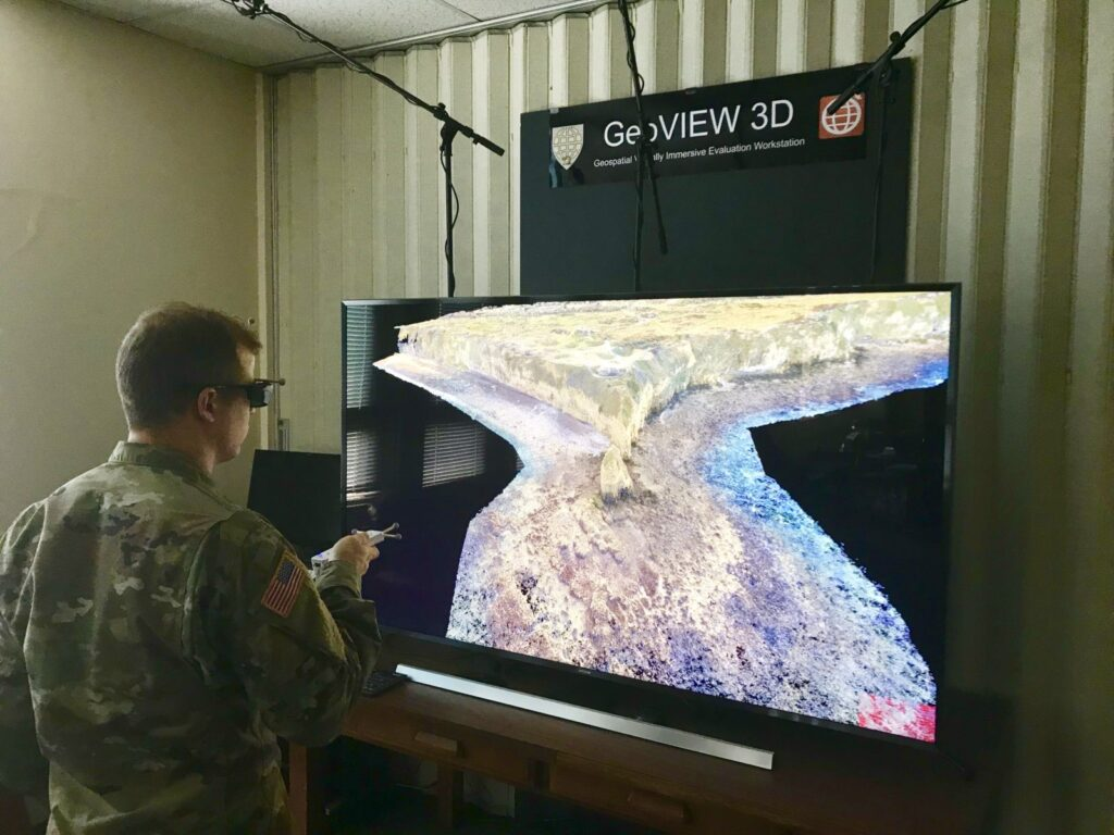 Image of Advanced Visualization Research at West Point